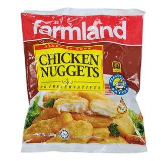 Farmland Frozen Chicken Nuggets - Original