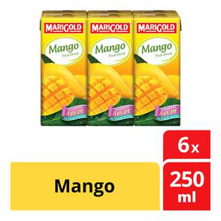 Marigold Packet Fruit Drink - Mango