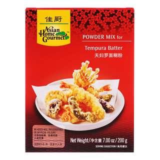 Asian Home Gourmet Powder Mix - Tempura Batter