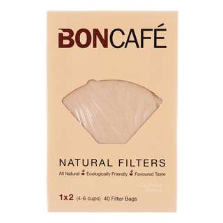 Boncafe Filter Bags - Natural