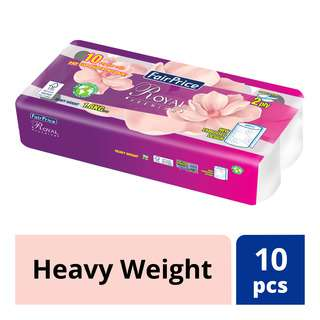 FairPrice Royal Premium Toilet Roll - Heavy Weight