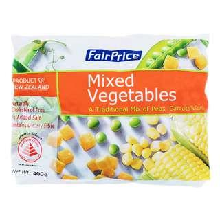 FairPrice Frozen Fresh Mixed Vegetables