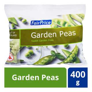 FairPrice Frozen Fresh Garden Peas