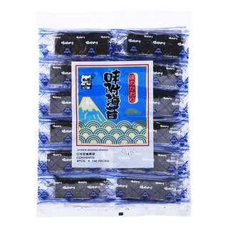 Ego Japanese Seasoned Seaweed