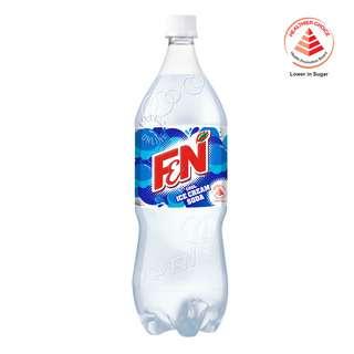 F&N Flavoured Bottle Drink - Cool Ice Cream Soda