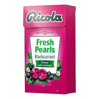 Ricola Fresh Pearls Sugar Free Candy - Blackcurrant