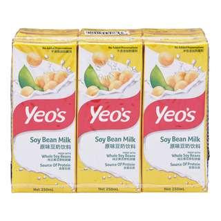 Yeo's Packet Drink - Soya Bean