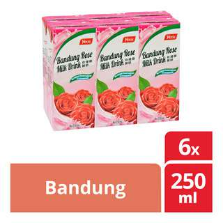 Yeo's Packet Drink - Bandung (Rose Syrup Milk)