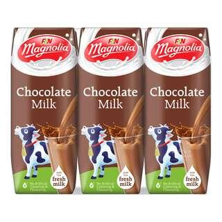 F&N Magnolia UHT Packet Milk - Chocolate