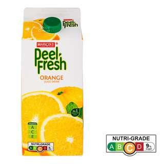 Marigold Peel Fresh Juice - Orange