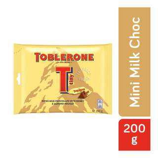 Toblerone Chocolate Minis Share Pack - Milk