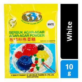 Swallow Agar Agar Powder - White