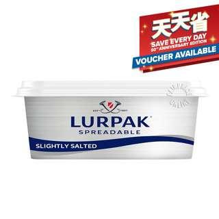 Lurpak Spreadable Butter - Slightly Salted