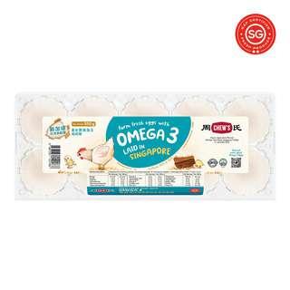 Chew's Fresh Eggs - Omega 3