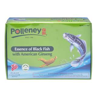 Polleney Essences Of Black Fish with American Ginseng