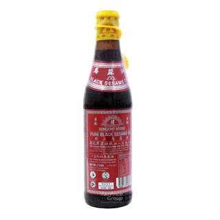 Sunlight Brand Pure Black Sesame Oil