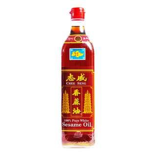 Chee Seng Sesame Oil - White