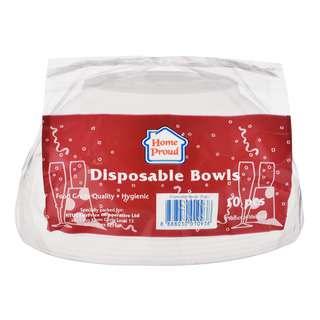 HomeProud Disposable Bowls - Big