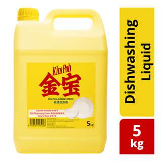 Kim Poh Dishwashing Liquid