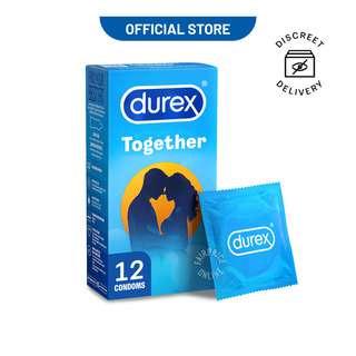 Durex Condom - Together (52.5mm)