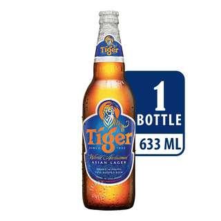 Tiger Bottle Beer - Lager