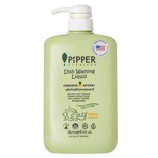 PiPPER Standard Dish Washing Liquid Citrus
