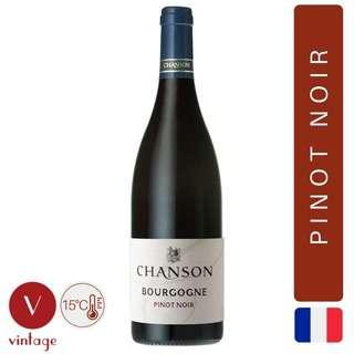 Domaine Chanson - Bourgogne - Pinot Noir