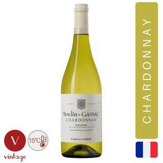 Moulin de Gassac - Chardonnay - White Wine