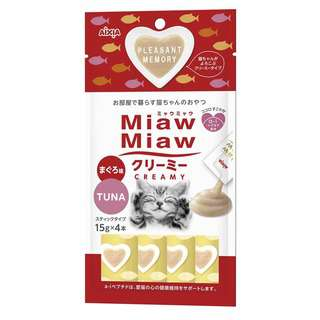 Aixia Miaw Miaw Creamy - Tuna