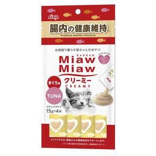 Aixia Miaw Miaw Creamy - Healthy Intestines