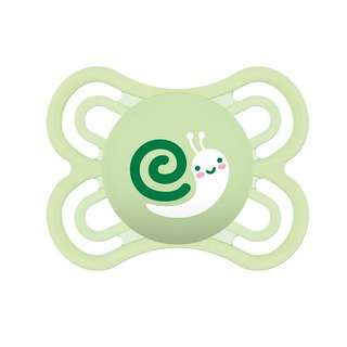 MAM Perfect Newborn Pacifier (0+ Months) - Single Lgt Green