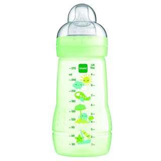 MAM Easy Active Baby Feeding Bottle - Green