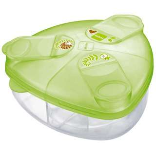 MAM Milk Powder Box - Green