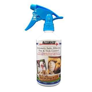 Accurate Flea & Tick Control Spray