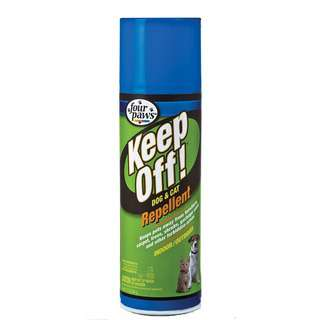 Four Paws Keep Off Indoor & Outdoor Dog & Cat Repellent