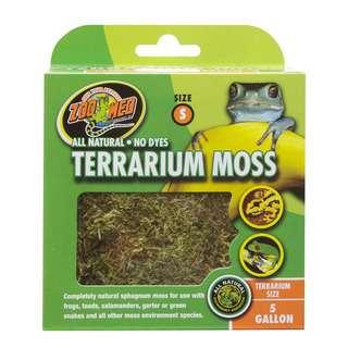 Zoo Med Terrarium Moss (S)