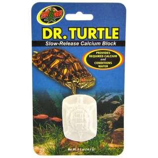 Zoo Med Dr Turtle Slow-Release Calcium Block