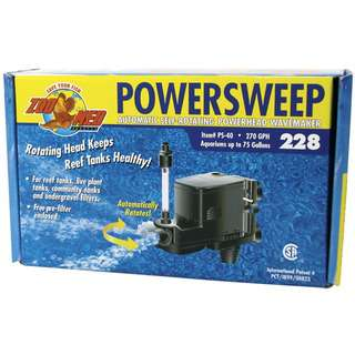 Zoo Med Power Sweep 228 (270GPH)