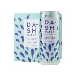Dash Water Cucumber Infused Sparkling Water