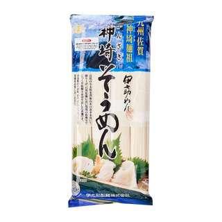 Inosuke Kanzaki Kamisaki Somen Japanese Noodle