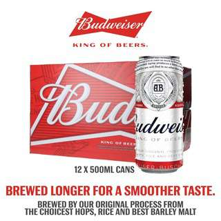 Budweiser Can - Case
