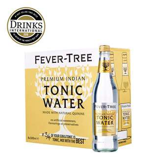 Fever Tree Indian Tonic Water Mixer - Case