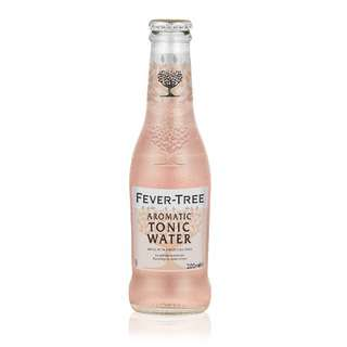 Fever Tree Aromatic Tonic Water Mixer