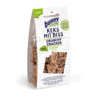 Bunny Nature Crunchy Crackers - Herbs