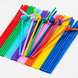 VIP Flexible Straw
