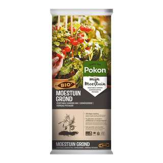 Pokon Organic Soil - Vegetable Garden Mix (20L)