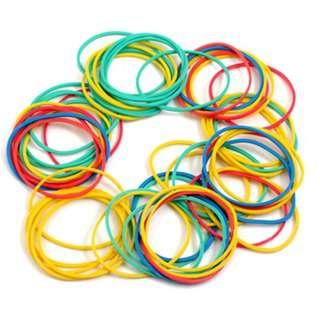Rubber Band (Colour)