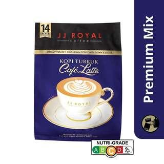 JJ Royal Coffee Cafe Latte (Premix)