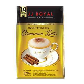 JJ Royal Coffee Cinnamon Latte (Premix)