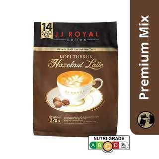 JJ Royal Coffee Hazelnut Latte (Premix)